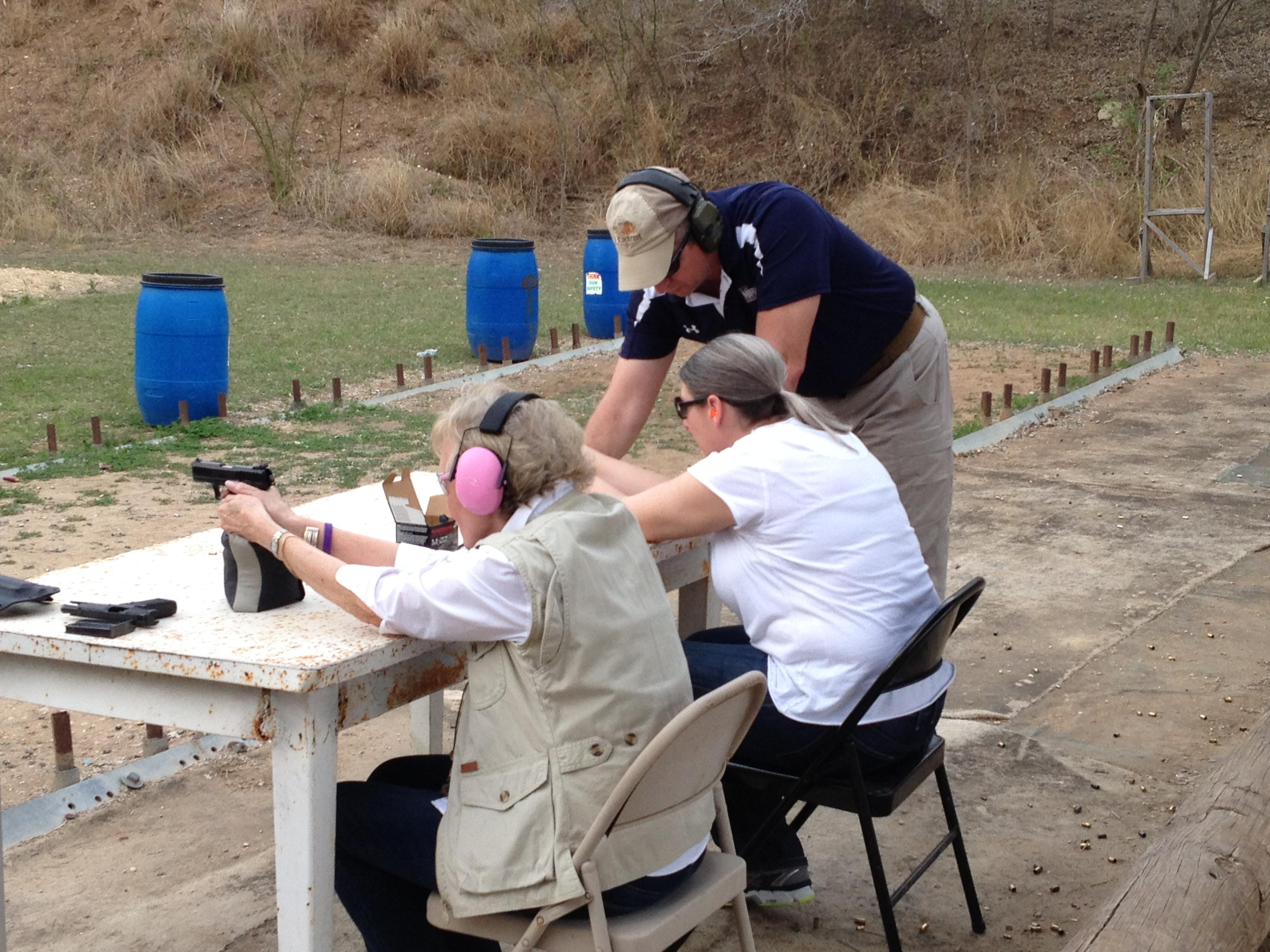NRA Basic Pistol 1